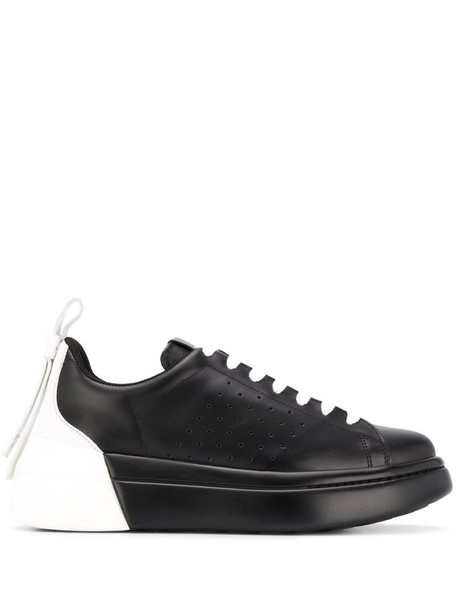RedValentino Bowalk low-top sneakers in black