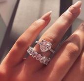 jewels,ring,heart,diamonds