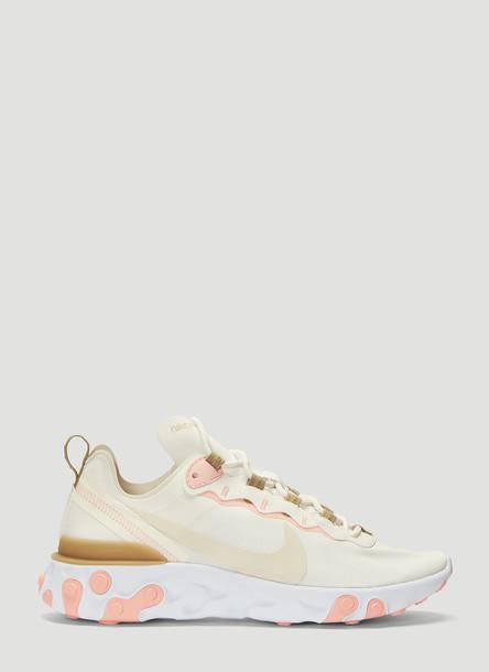 Nike React Element 55 Sneakers in Beige size US - 10