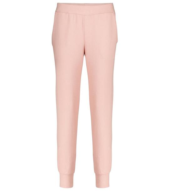 Velvet Zolia sweatpants in pink