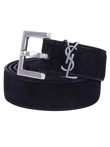 Saint Laurent Belt in nero