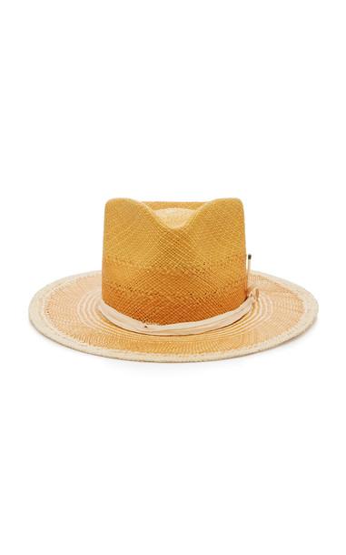 Nick Fouquet Sol Straw Hat in neutral