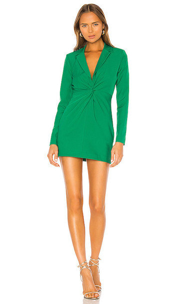 NBD Joelle Mini Dress in Green