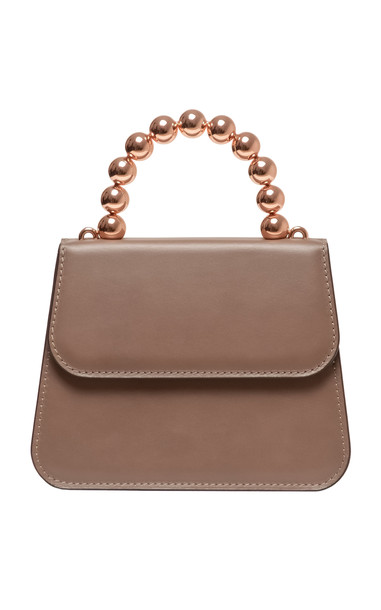 0711 Lou Leather Bag in neutral