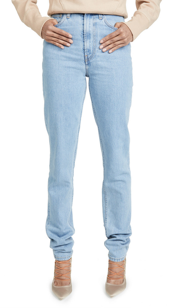 Helmut Lang Femme High Spikes Jeans in indigo / stone