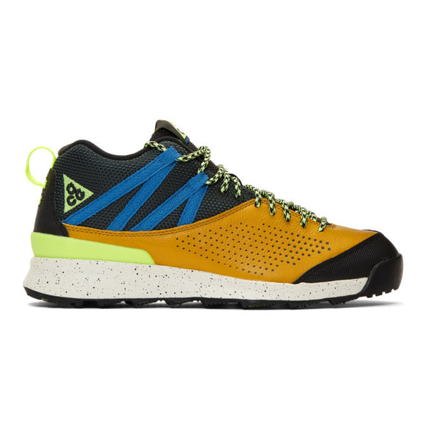 Nike ACG Yellow ACG Okwahn II Sneakers