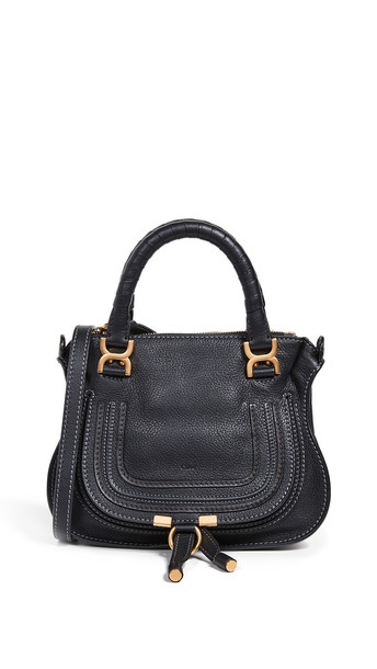 993cec7a0ac9c What Goes Around Comes Around Chloe Baby Marcie Satchel in black ...