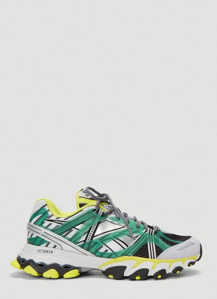 Reebok DMX Trail Shadow Sneakers in Green size US - 11