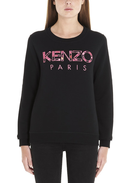 Kenzo kenzo Paris Sweatshirt in black