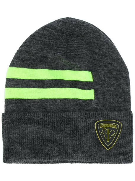 Rossignol Ops knitted beanie hat in grey