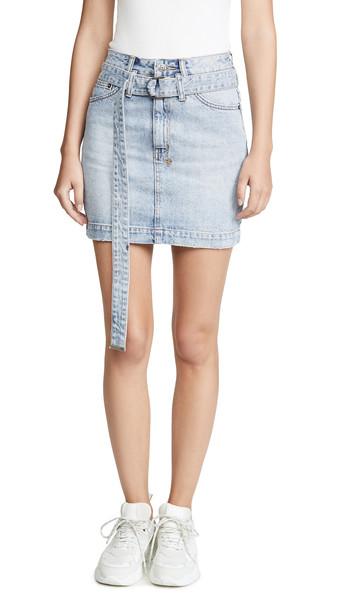 Ksubi Super X Miniskirt