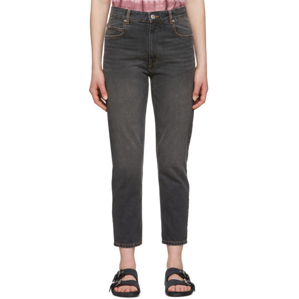 Isabel Marant Etoile Black Neaj Jeans