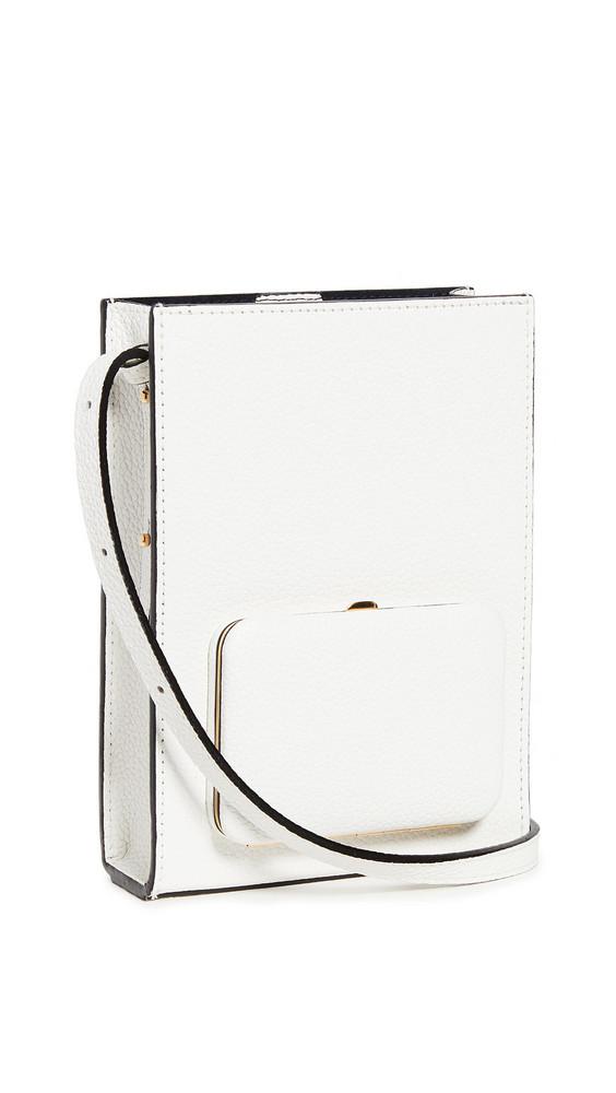 Lutz Morris Parker Book Bag in ivory