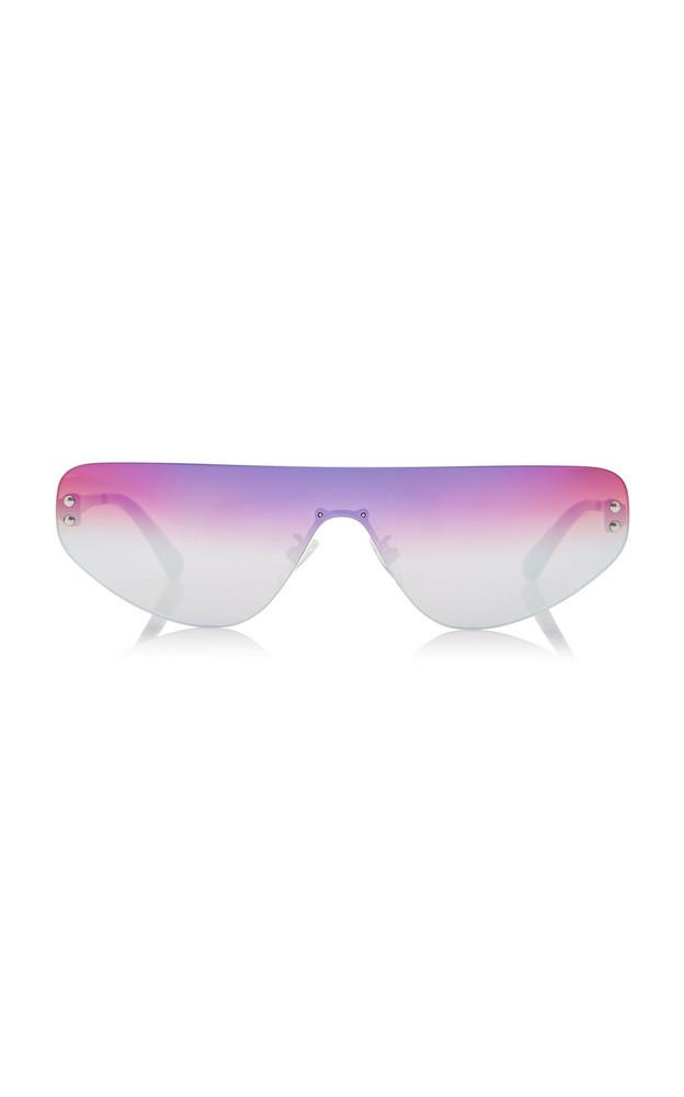 MCQ Sunglasses D-Frame Metal Sunglasses in multi