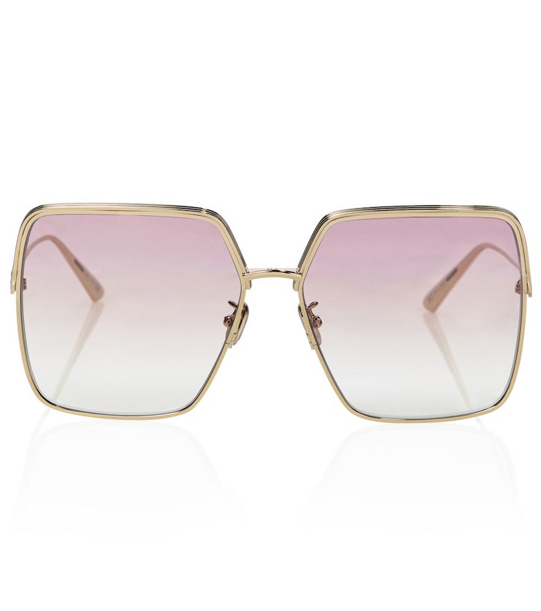 Dior Eyewear EverDior SU oversized sunglasses in pink