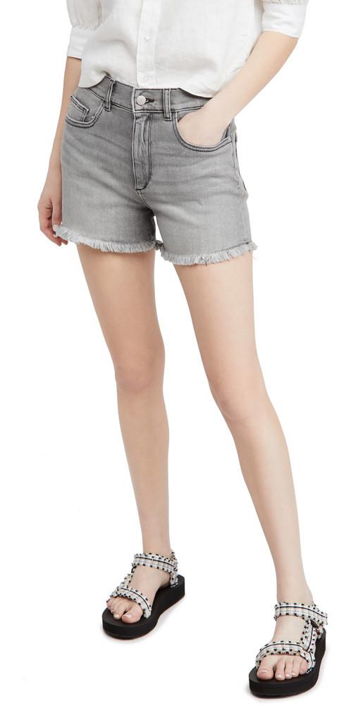 DL DL1961 Cecilia Shorts: Classic 3.25