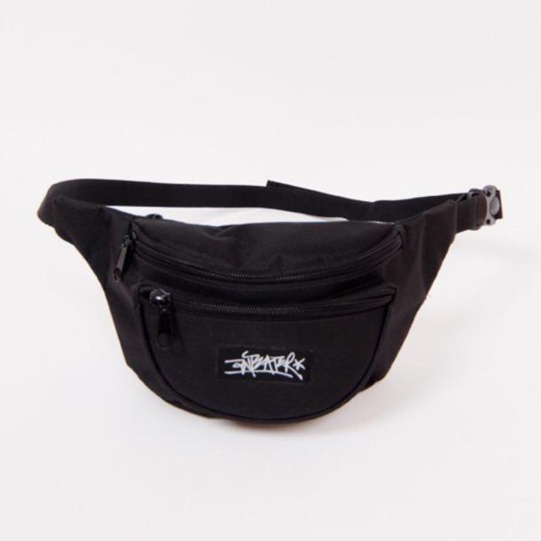 bag black waistbag