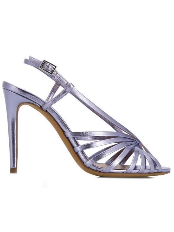 Tabitha Simmons Jazz high heel sandals in purple