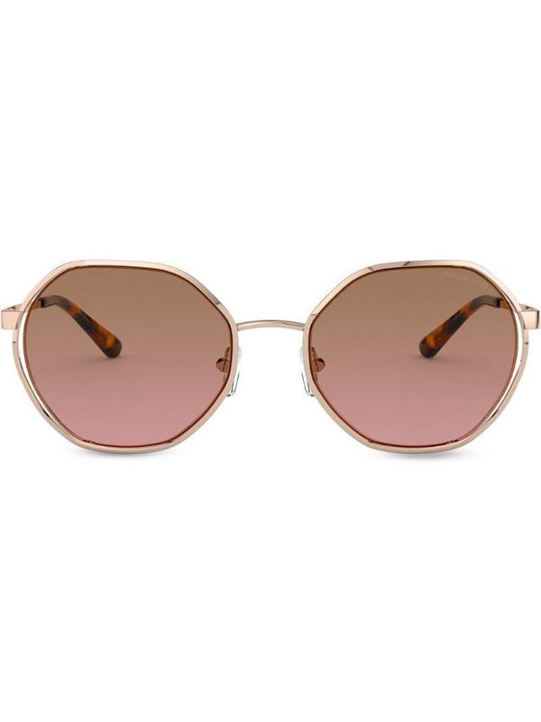 Michael Kors Porto sunglasses in pink