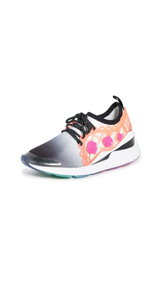 PUMA Muse Sophia Webster Sneakers in black / white