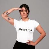 shirt,latina shirt,fashion,tees,style me,trendy,cute,outfit idea,borracha,funny