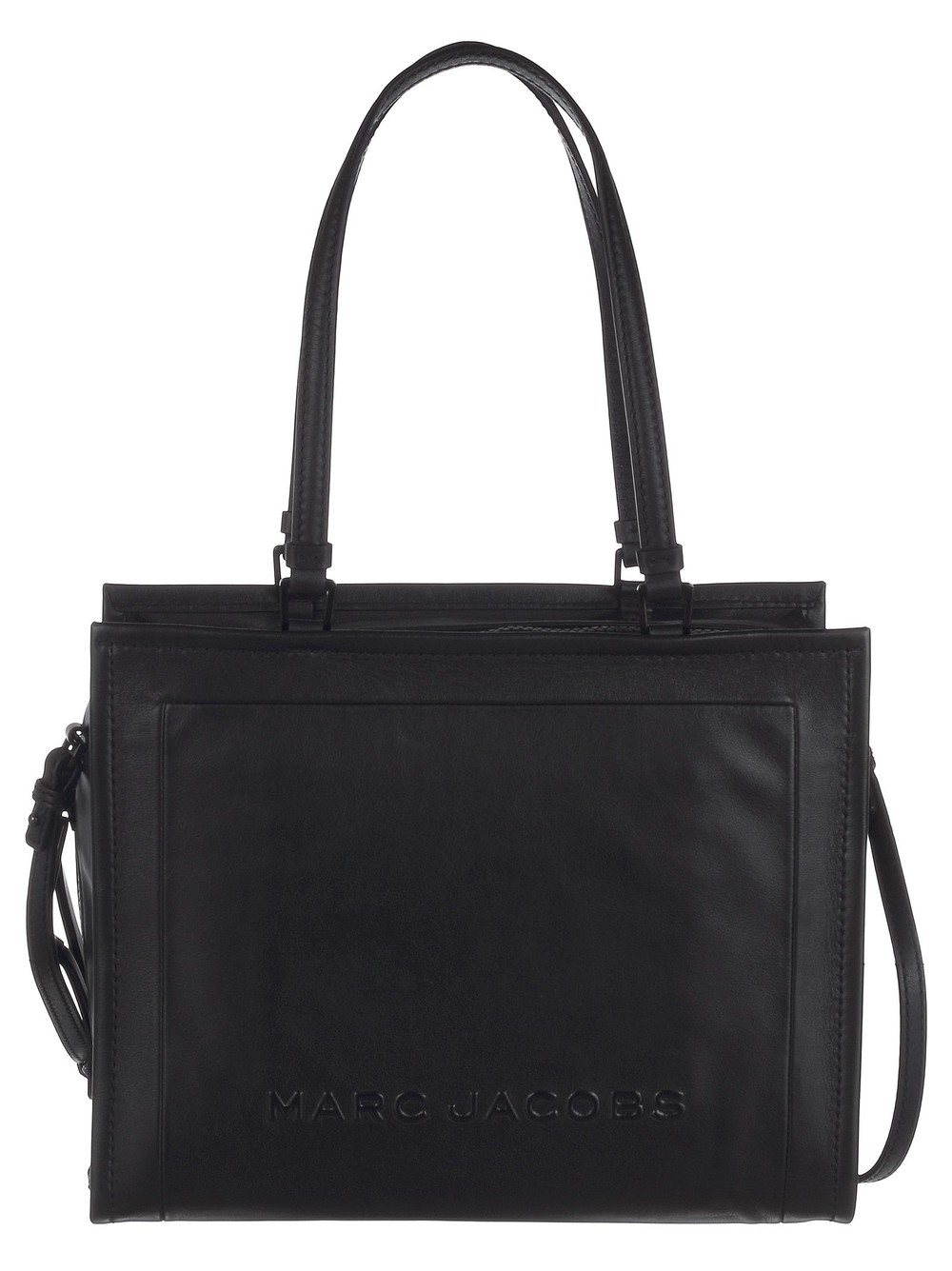 Marc Jacobs The Box Tote in black