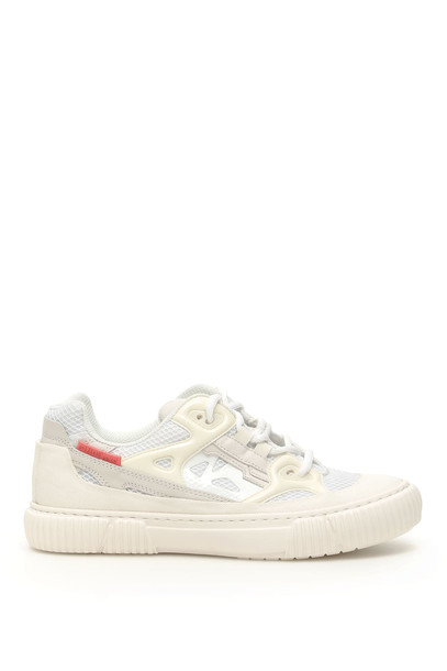 Both Classic Runner Sneakers in white