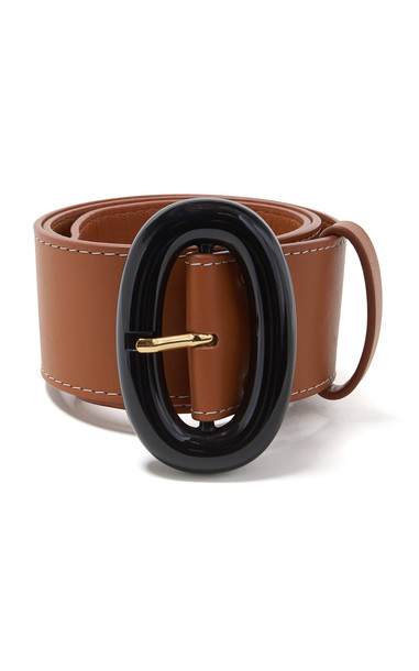 Lizzie Fortunato Icon Leather Belt in brown