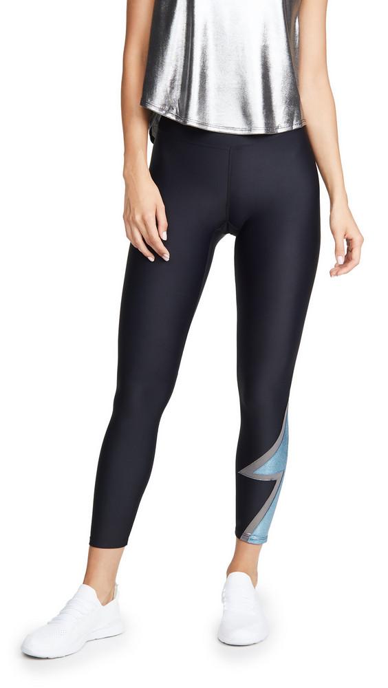 Heroine Sport Bolt Leggings in black