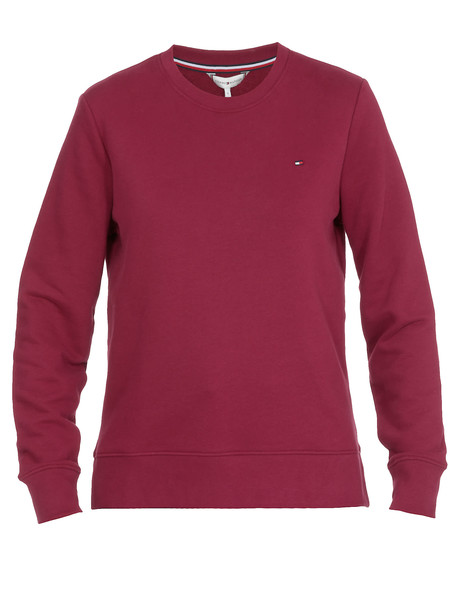 Tommy Hilfiger Cotton Sweater in red