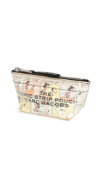 The Marc Jacobs x Peanuts Small Peanuts Cosmetic Bag in multi
