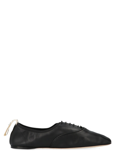 Loewe soft Derby Shoes in black