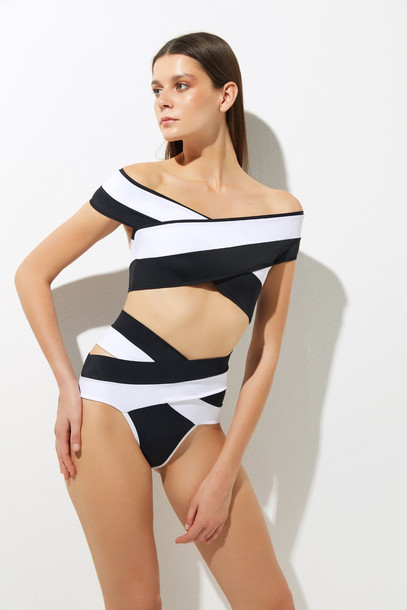 Oye Swimwear Lucette Double