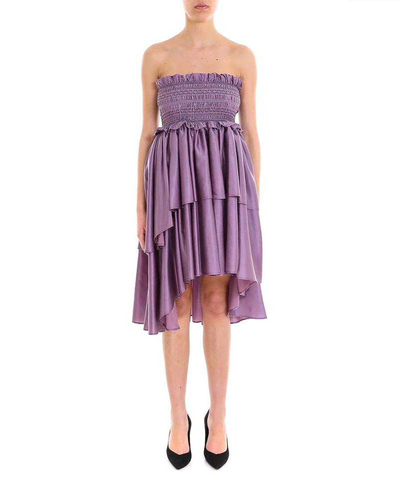 Lardini Apsu Dress in purple