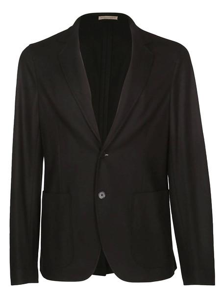 Bottega Veneta Single-breasted Blazer in black