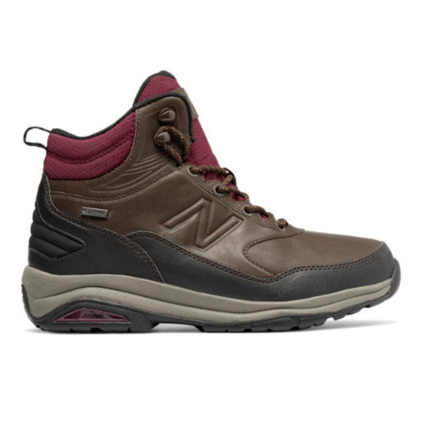 New Balance 1400 Women's Trail Walking Shoes - Brown (WW1400DB)