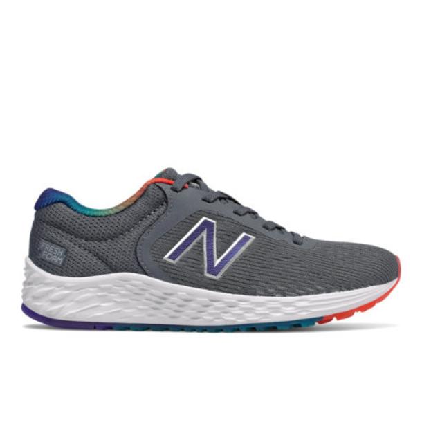 New Balance Arishi v2 Kids Shoes - Grey/Blue (YPARIGL)