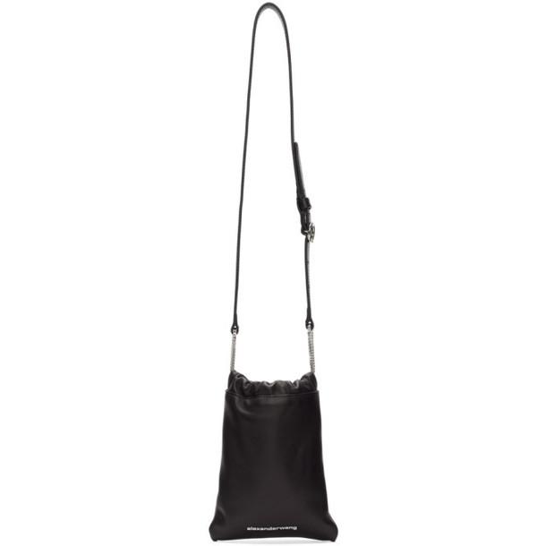 Alexander Wang Black Ryan Belt Bag