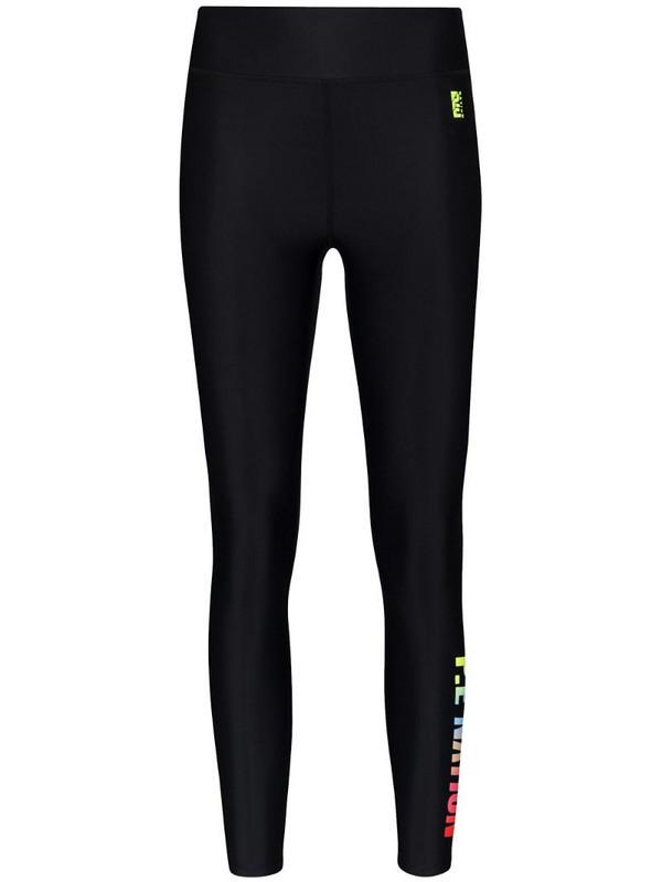 P.E Nation Emerging 7/8 leggings in black