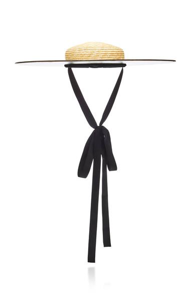 Eliurpi William Morris Maxi Wooden Hat in multi