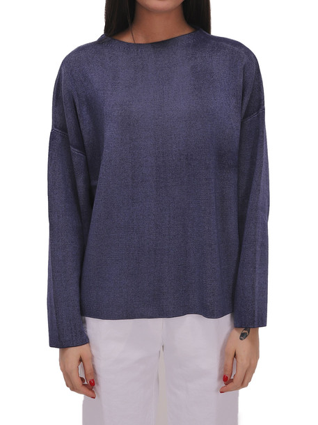 Massimo Alba Blue Tiara Sweater