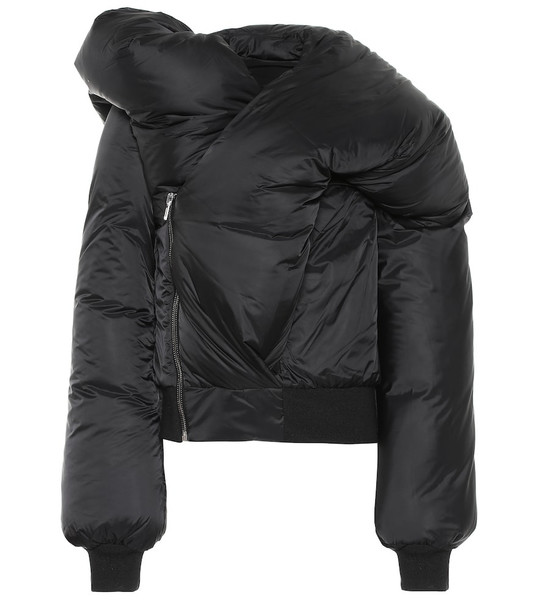 Rick Owens Down jacket in black