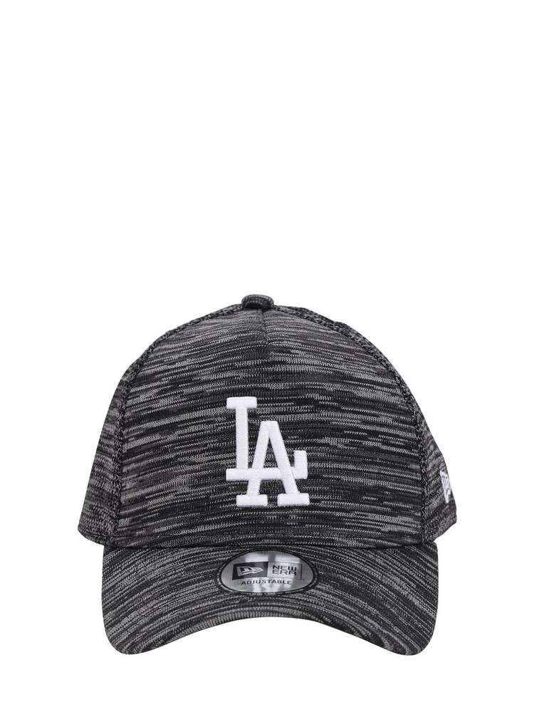 NEW ERA Engineered Fit Aframe Losdod Blk Hat in black