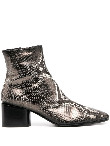 Officine Creative Mercy 1 ankle boots in grey