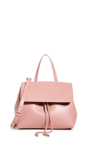 Mansur Gavriel Mini Lady Bag in blush
