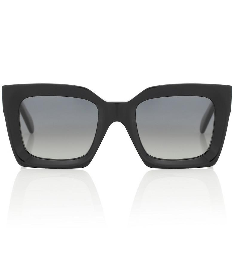 Celine Eyewear Square sunglasses in black