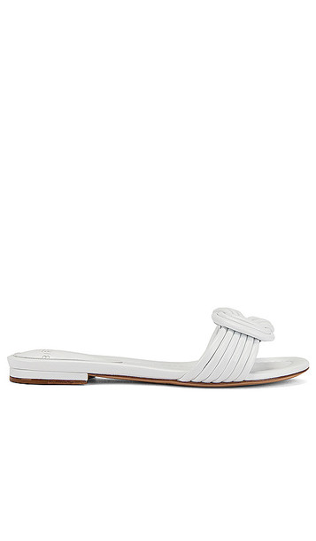 Alexandre Birman Vicky Flat in White