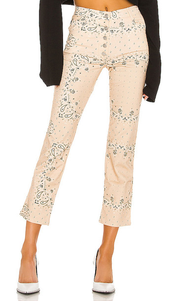 Miaou Junior Pant in Cream
