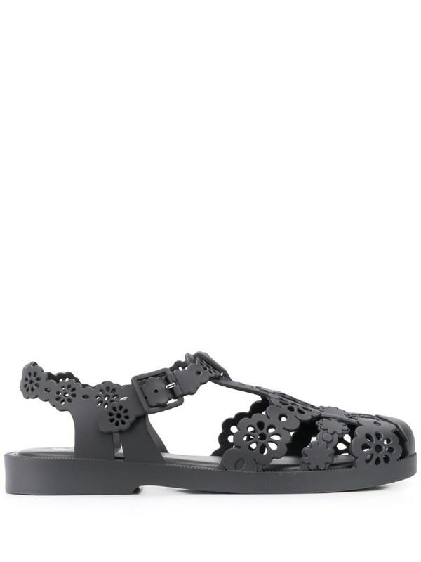 Viktor & Rolf x Melissa Possession Lace sandals in black