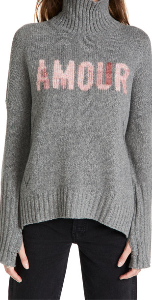 Zadig & Voltaire Alma Amour Sweater